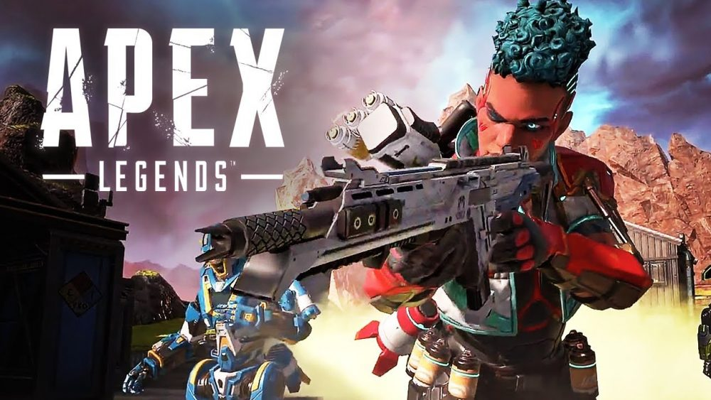 Apex Legends Comienza El Evento Anulación De Sistema: Apex Legends Inauguró Un Nuevo Evento Y Cambió Su Sistema